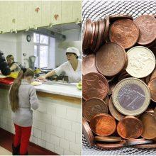 Atsiskaitymas be grynųjų pinigų mokyklos valgyklose: užmojis virs realybe?