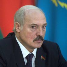 EP: po lapkričio 5-osios A. Lukašenka nebebus laikomas Baltarusijos prezidentu