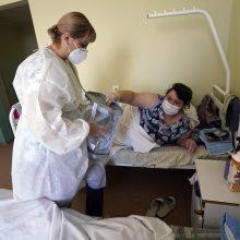 Rusijoje – per 11,3 tūkst. naujų COVID-19 atvejų, mirė 379 užsikrėtusieji