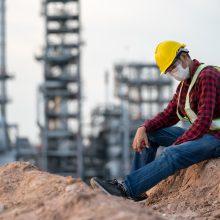 Statybininkai metų pabaigoje tikisi statybos apimčių didėjimo