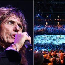 """Vietoj """"Whitesnake"""" koncerto – pyktis: kur yra žmonių sumokėti tūkstančiai?"""