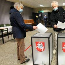 Rinkimų dieną prie balsadėžių traukiantys kauniečiai pasidalijo įspūdžiais