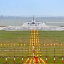 Lietuvos oro uostų metų pradžia: aptarnauta daugiau nei 3 mln. keleivių