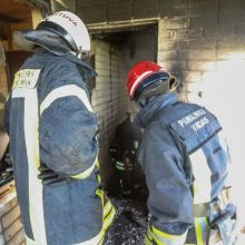Vilniuje kilo gaisras gyvenamajame name: žuvo moteris
