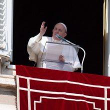 Nauja knyga: popiežius Pranciškus paskutinės dienos tikisi sulaukti Romoje