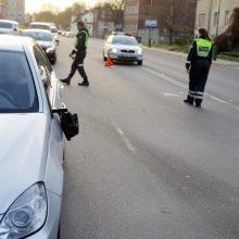 Skaudi nelaimė Klaipėdoje: partrenktas nereguliuojama pėsčiųjų perėja ėjęs vyras