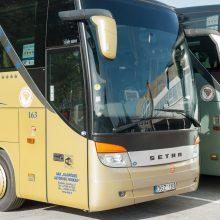 Tarpmiestinių kelionių Klaipėdos autobusais žada nebranginti