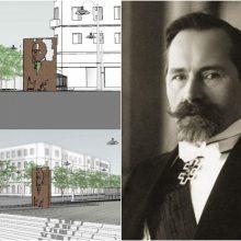 Vilniui nepatikusį paminklą A. Smetonai nori statyti Palanga