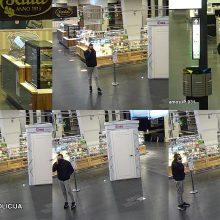 Klaipėdos pareigūnai prašo visuomenės pagalbos: gal atpažįstate šį vyrą?