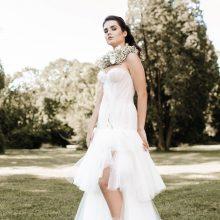 Dizainerė G. Sunklodaitė: kurti paprastus drabužius man neįdomu