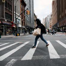 Niujorkas siūlys skiepytis turistams