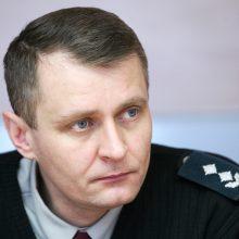 Susisiekimo ministerijos kancleriu ketinama skirti G. Aliksandravičių