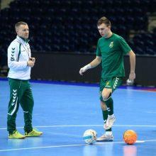 LFF salės futbolo čempionatas plečia geografiją
