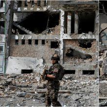 Afganistane atakos prieš kandidatą į viceprezidentus: aukų skaičius didėja