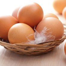Kiaušinius pradėjo žymėti dar vienu specialiu ženklu