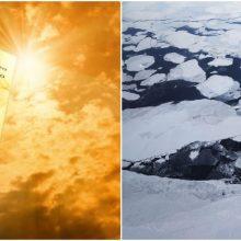 Europos Komisija: rytų partnerėms reikės prisidėti prie ES kovos su klimato kaita
