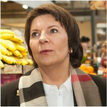 """E. Šiškauskienė: jeigu restoranas dirba """"švariai"""", moka mokesčius – neišsilaiko"""