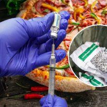 Nevakcinuotus klientus priimanti picerija: negalime izoliuoti vienos dalies, o kitai atrišti rankas