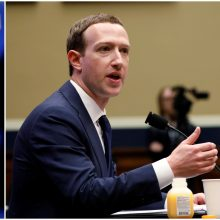 """Facebook"" gresia 5 mlrd. JAV dolerių bauda"