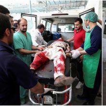Neramumai Kabule: per tris sprogimus žuvo mažiausiai dvylika žmonių