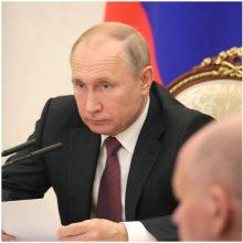 JAV svarsto įvesti naujas sankcijas Rusijai dėl paramos Venesuelos prezidentui