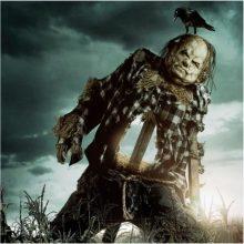 """Filmas """"Šiurpios istorijos pasakojimui tamsoje"""": atgis būtybės su troškimu žudyti"""