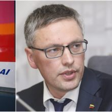 """V. Bakas: """"Lietuvos geležinkeliai"""" ir visas sektorius atvirėja, bet to negana"""