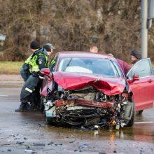 Per savaitę šalies keliuose žuvo keturi žmonės
