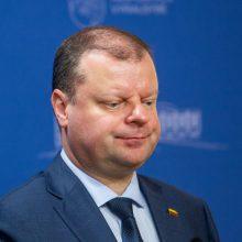 S. Skvernelis: Vyriausybė ruošia keturių dalių planą dėl karantino švelninimo