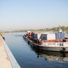 Vandens kelias Kaunas–Klaipėda Nemunu – neišsenkantis