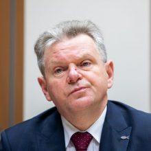 J. Narkevičius: konfliktas su Kelių direkcijos vadovu dirbti nepadeda