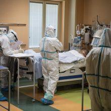 Europos Sąjunga kovai su koronavirusu pasaulyje skirs iki 15 mlrd. eurų