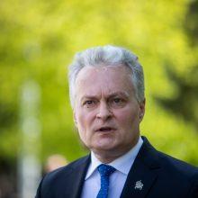 G. Nausėda pasveikino Kroatiją švenčiant 30-ąsias Valstybės dienos metines