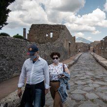 Turistams atsiverianti Italija stebuklų nesitiki