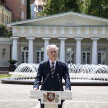 G. Nausėda: efektyviau siekti susitarimo dėl švietimo būtų po Seimo rinkimų