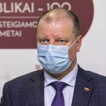 S. Skvernelis ragina Baltijos šalis sutarti dėl elektros iš Astravo AE nepirkimo