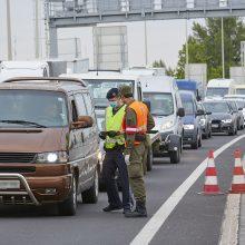 Austrija perspėja savo gyventojus dėl kelionių į Bulgariją, Rumuniją ir Moldovą