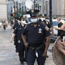 JAV policijos reformų įstatymas priimtas Atstovų Rūmuose, bet Senate laukia aklavietė