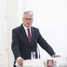 G. Nausėda kritikuoja Konstitucinio Teismo išaiškinimą apie šeimos sampratą