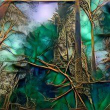 Vibruojantis sąjūtis: vaizdų ir garsų transformacijos