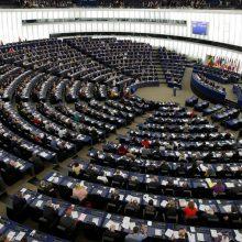 Europa ragina kovoti su Rusijos pastangomis teisinti sovietų nusikaltimus