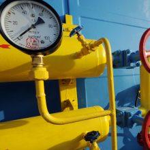 """""""Gazprom"""" pateikė Ukrainai oficialų pasiūlymą dėl dujų tranzito nuo 2020-ųjų"""
