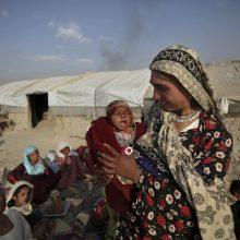 2018 m. beveik 29 mln. kūdikių gimė konfliktų zonose: jiems trūksta saugumo