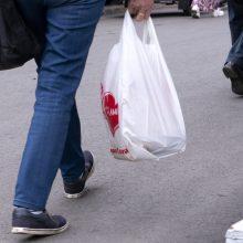 Naujojoje Zelandijoje uždrausti vienkartiniai plastikiniai maišeliai