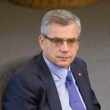 """Tarp """"Lietuvos geležinkelių"""" naujų valdybos narių – ir V. Poderys"""