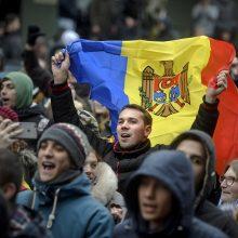 Moldovoje atsistatydino visi Konstitucinio Teismo nariai