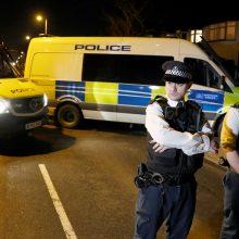 Šiurpus radinys: D. Britanijoje aptiktas kūnų prikrautas sunkvežimis