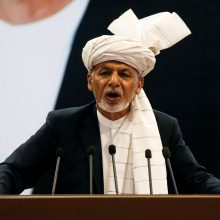 Afganistano prezidentas parodė gerą valią suteikdamas malonę 35 talibams