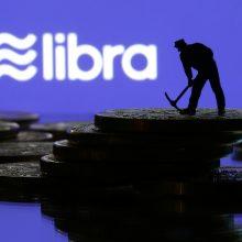 """Prancūzija žada blokuoti """"Facebook Libra"""" kriptovaliutos projektą"""