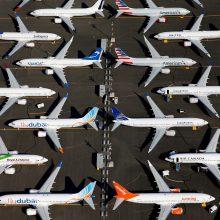 """Europos Sąjunga ragina JAV priimti sprendimą dėl """"Airbus"""" ir """"Boeing"""" ginčo"""